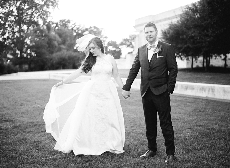 Cleveland Art Museum Wedding Portraits