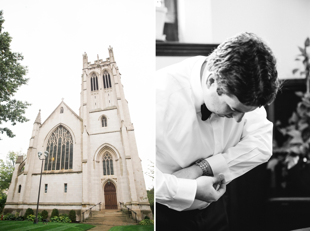 Case Western Reserve University Wedding Photos