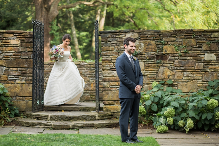 Cleveland Ohio Club at Hillbrook Wedding Photographer
