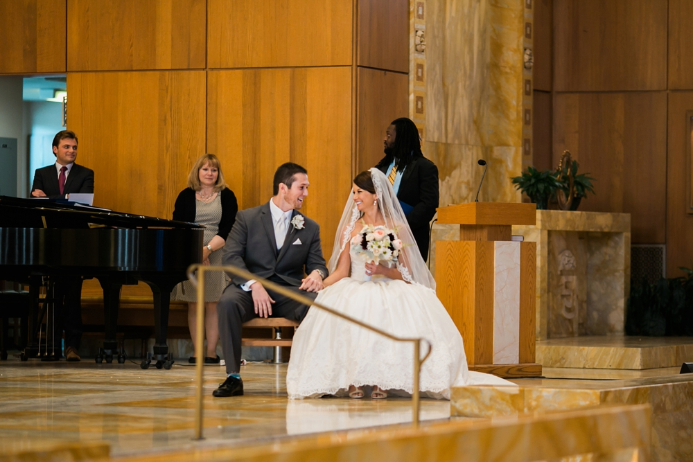 Church of the Gesu Cleveland Wedding
