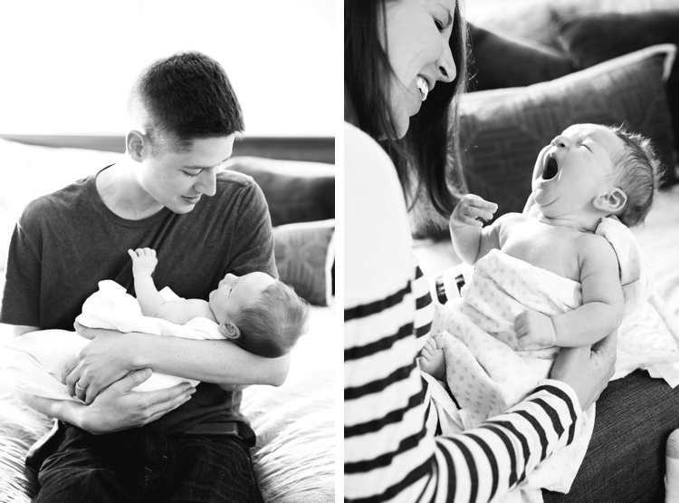 Cincinnati Lifestyle Newborn Photos