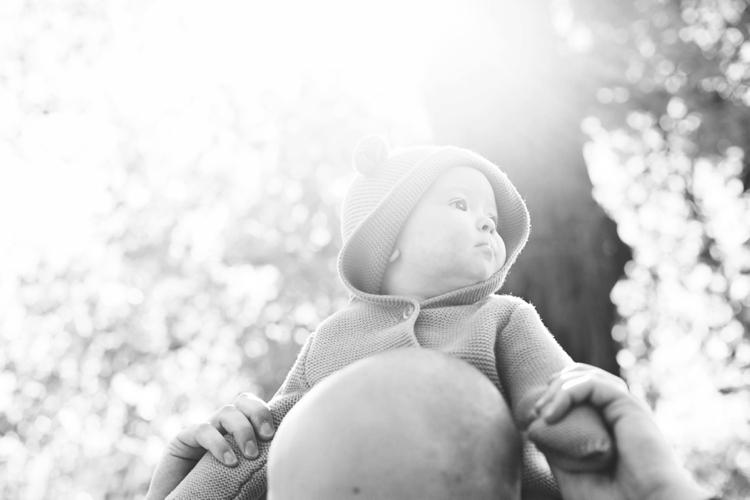 Peninsula Ohio Lifestyle Baby Photos