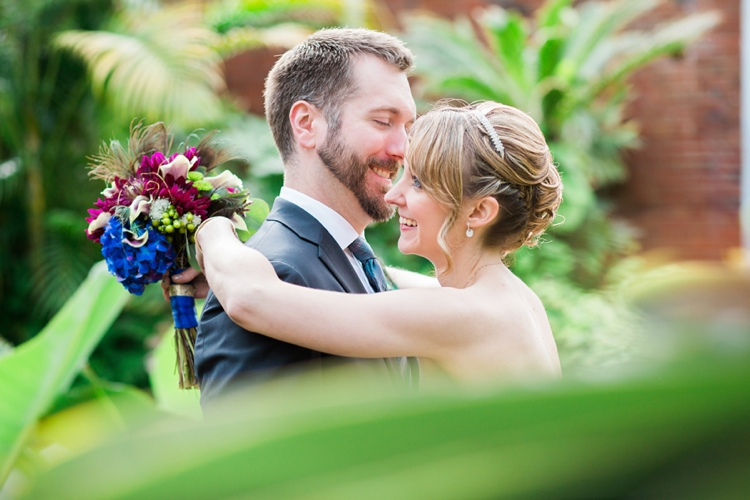 Rockefeller Park Greenhouse Wedding Photos