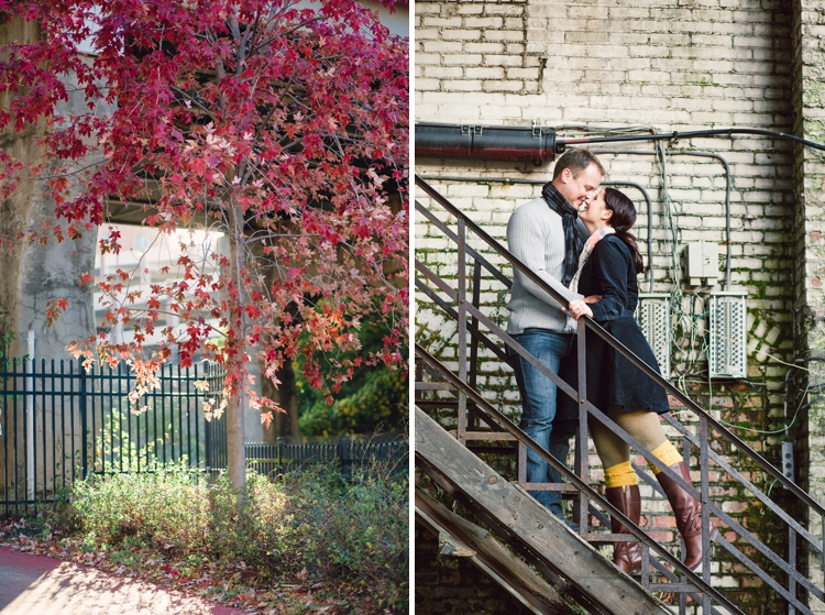 Lock 3 Akron Engagement Photos