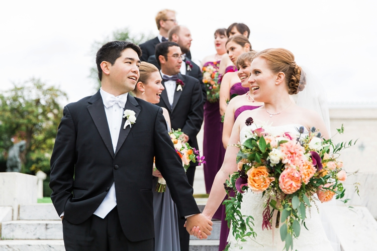 Cleveland Art Museum Wedding Photos