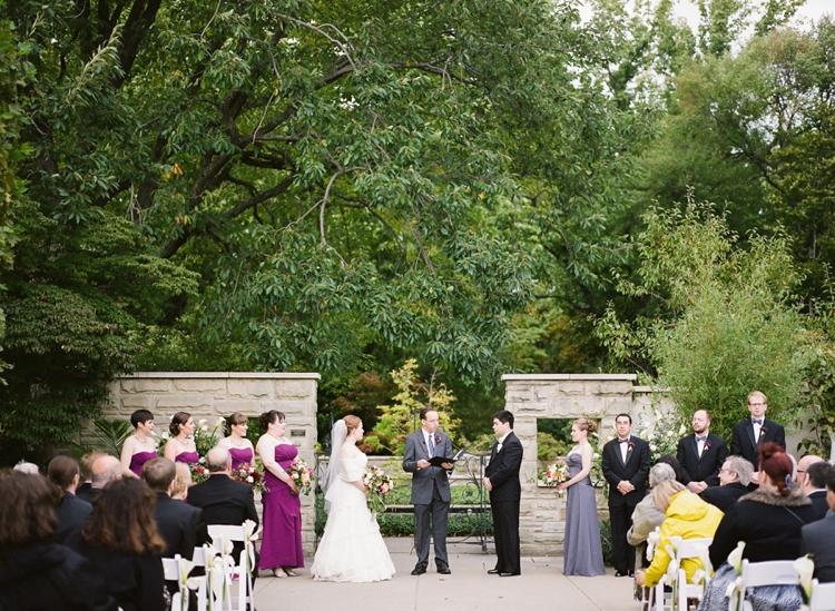 ... Cleveland Botanical Garden Wedding Photos ...