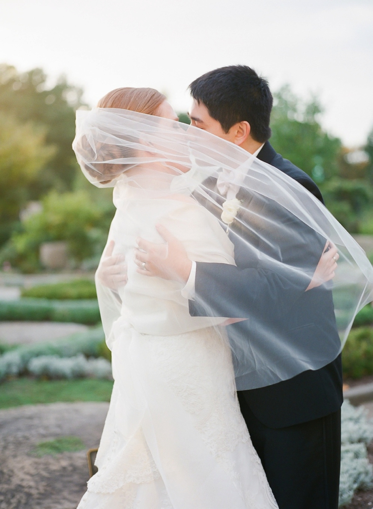 Cleveland Botanical Garden Wedding Photos