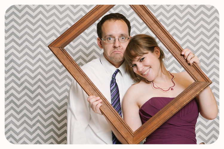 Cleveland Wedding Photobooth