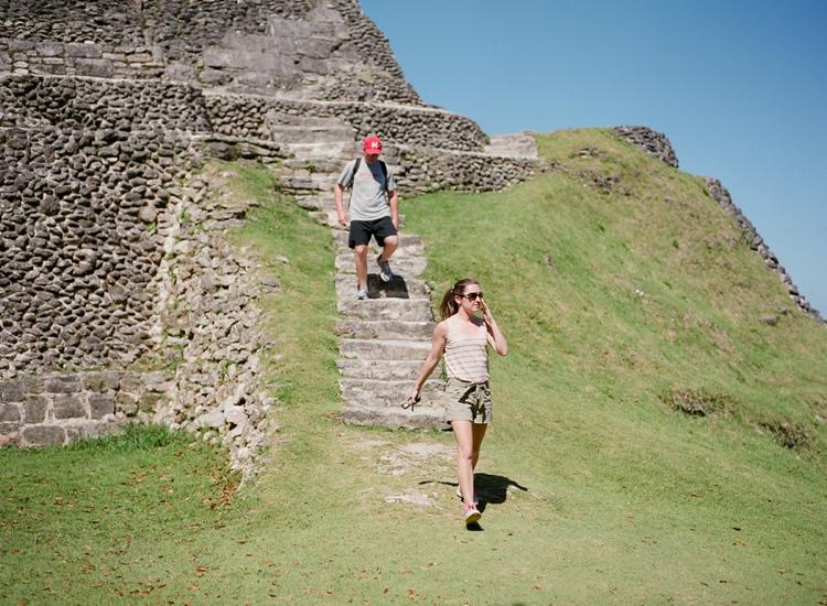 Xunantunich Mayan Ruin Belize