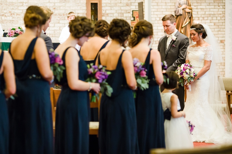 St. Basil the Great Brecksville Wedding