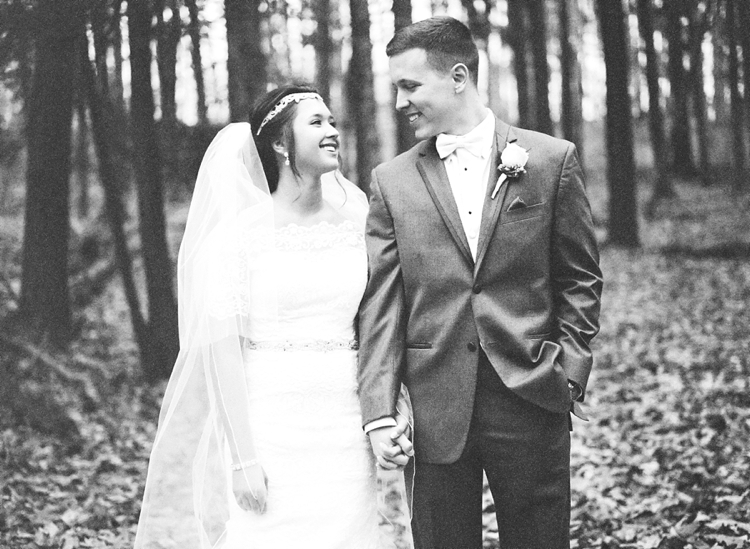 Brecksville Reservation Wedding Photos