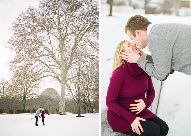 Cleveland Lifestyle Maternity Photos