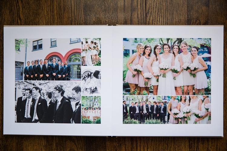 Heirloom Wedding Album