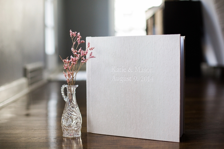 12x12 Wedding Album