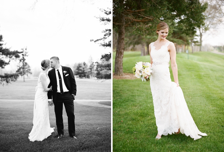 Westfield Country Club Ohio Wedding