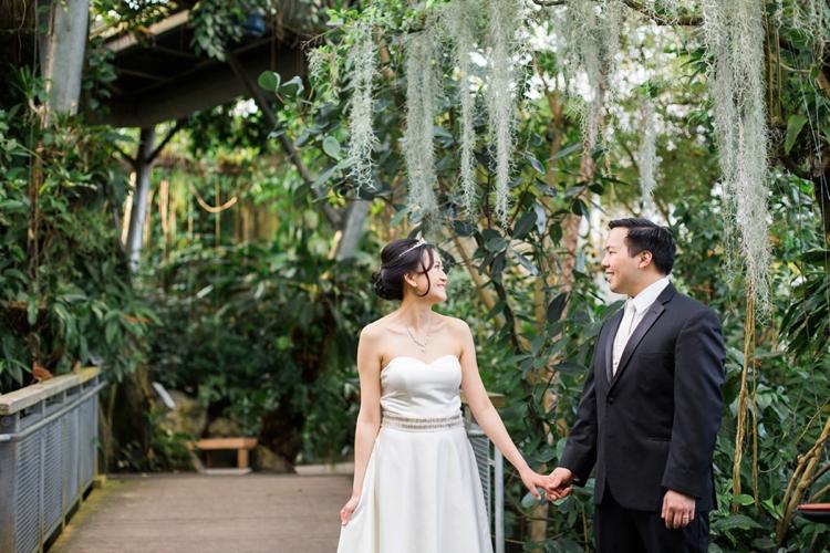 Cleveland Botanical Garden Wedding Blog Lane Baldwin Photography