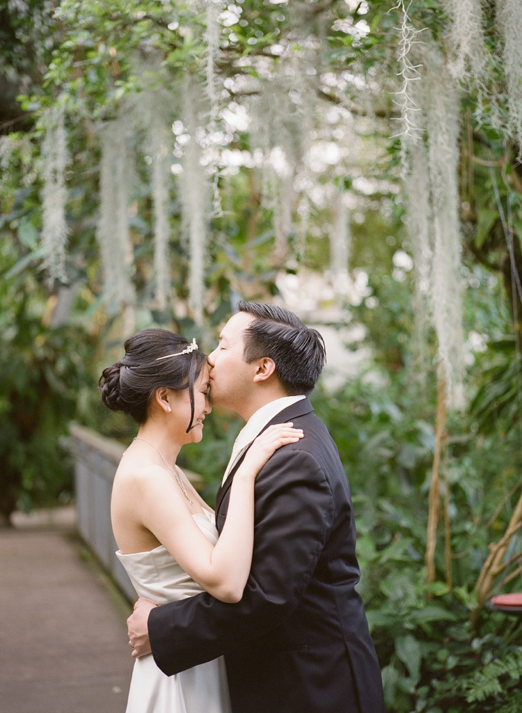 Cleveland Ohio Botanical Garden Wedding