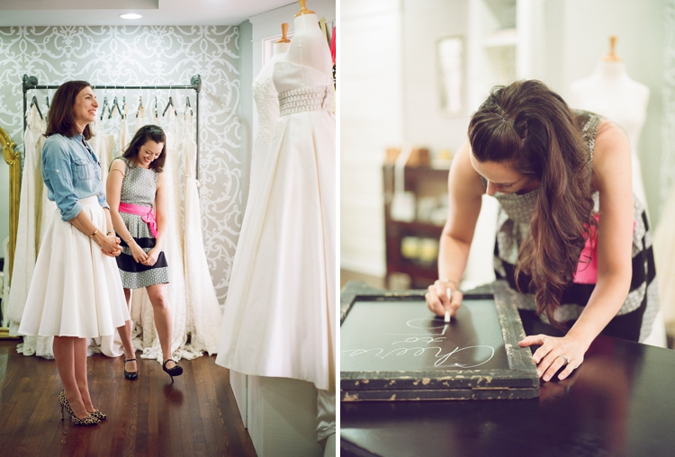 Boutique Bridal Shop Photos