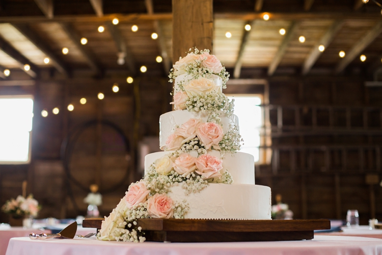 Cleveland Ohio Barn Wedding