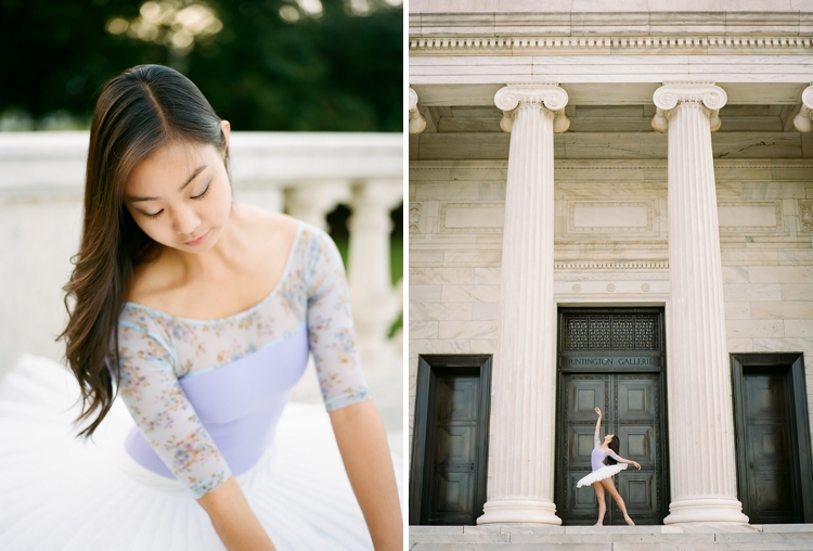 Cleveland Art Museum Ballet Photos