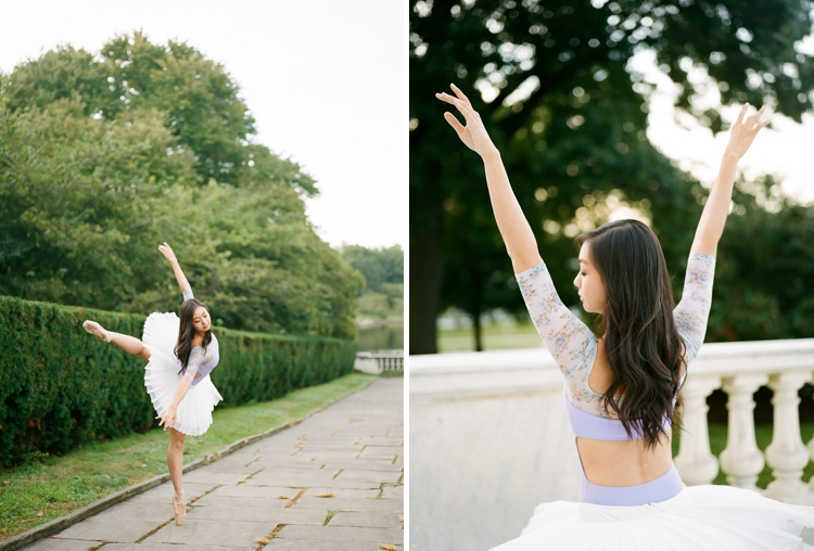 Ethereal Ballerina Photos