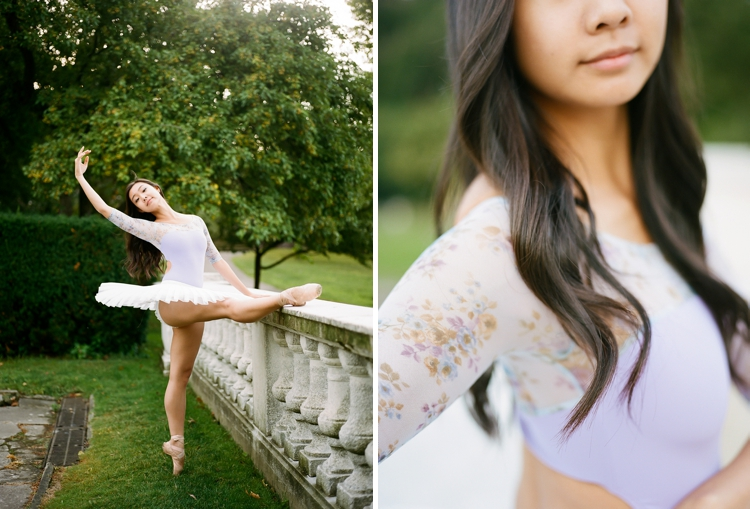On-Location Ballerina Photos