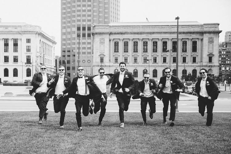Cleveland Ohio Lifestyle Wedding Photographer