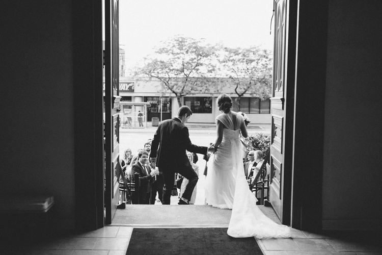 St. Peter Cleveland Downtown Wedding