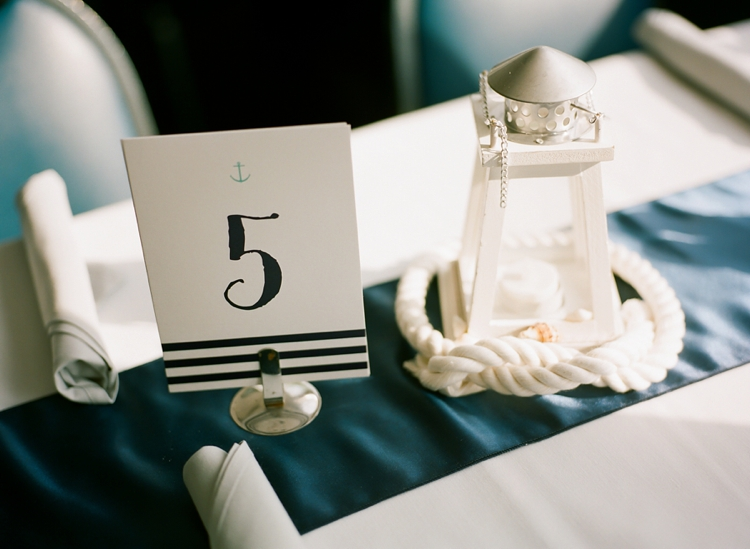 Nautical Themed Cleveland Wedding