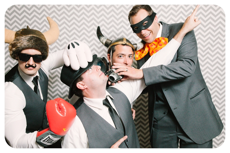 Akron Ohio Wedding Photobooth