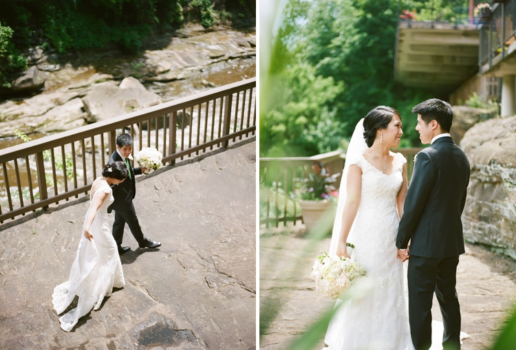 Akron Ohio Film Wedding Photographer