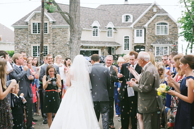 Behind the Scenes at a Wedding