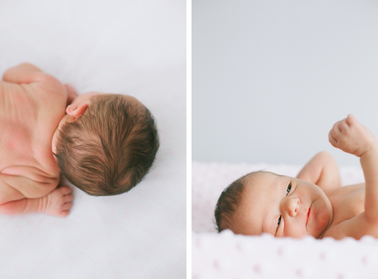 Cleveland Ohio Newborn Lifestyle Photographer