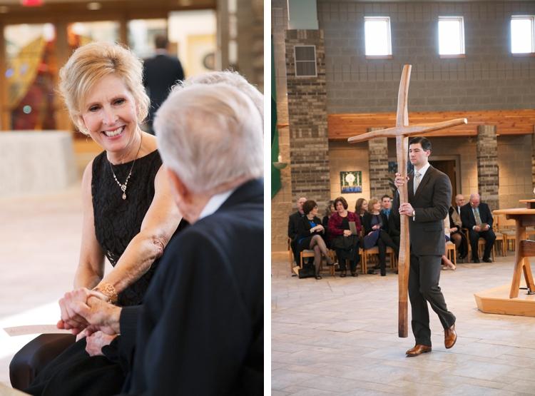 Club at Hillbrook Cleveland Ohio Winter Wedding