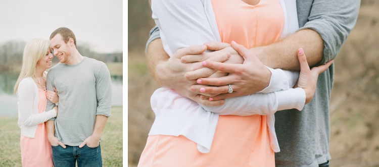 Lifestyle Engagement Photographer