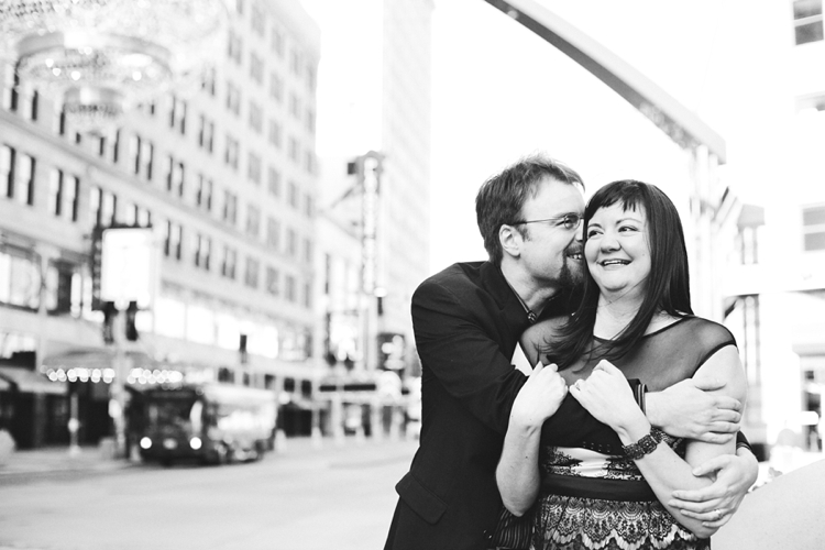 Cleveland Playhouse Square Portraits