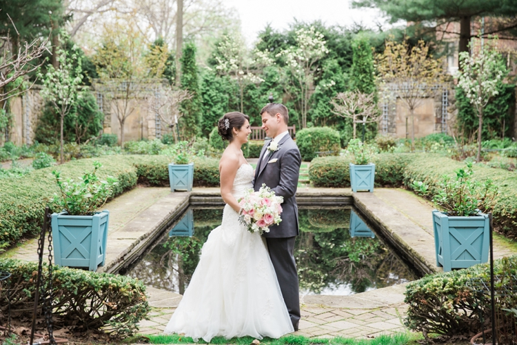 Stan Hywet Wedding Photographer