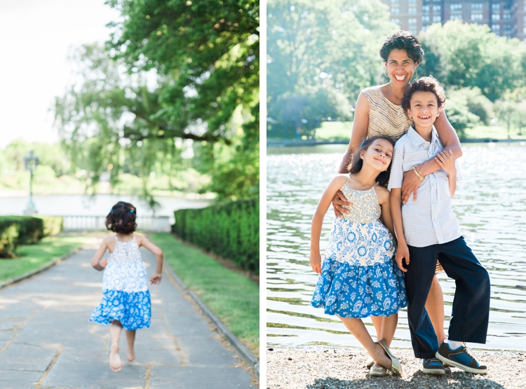Wade Oval Lagoon Family Photographer