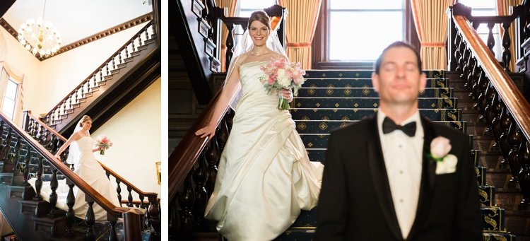 Cleveland Ohio Union Club Wedding