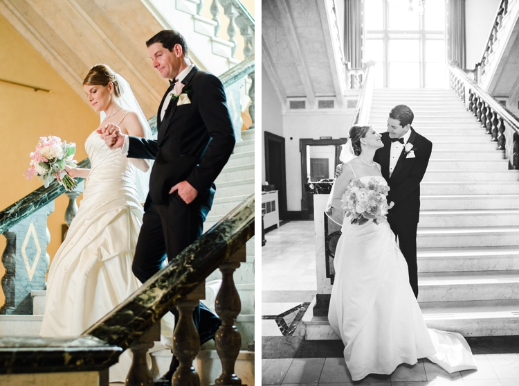 Union Club Ukrainian Cleveland Wedding