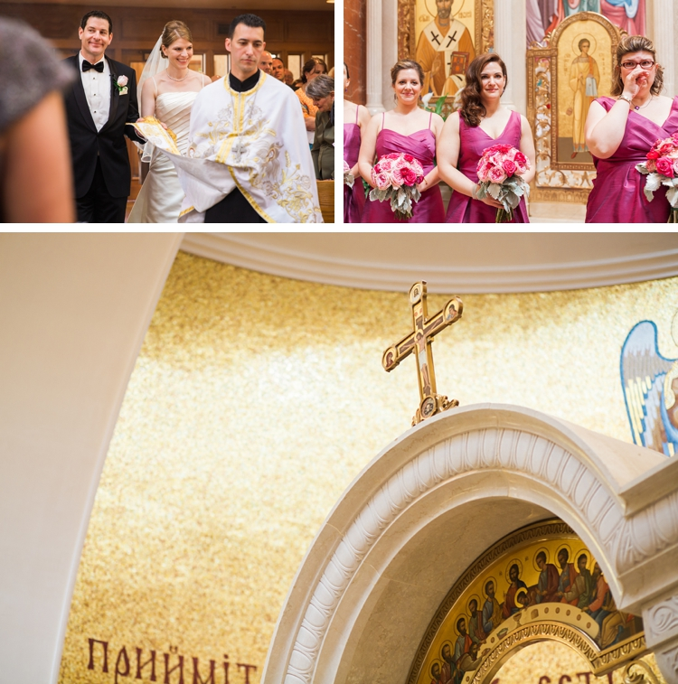St. Josaphat Ukrainian Catholic Cathedral Cleveland Ohio Wedding