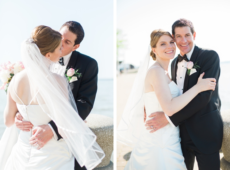 Voinovich Park Cleveland Wedding Photos