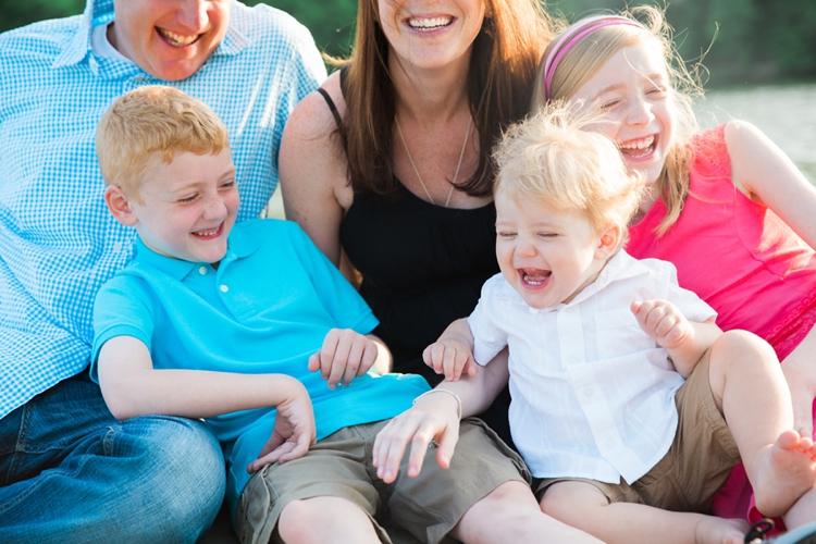 Hinckley Lake Lifestyle Family Photos