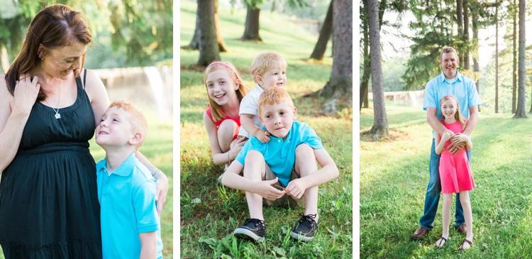 Akron Ohio Lifestyle Family Photographer