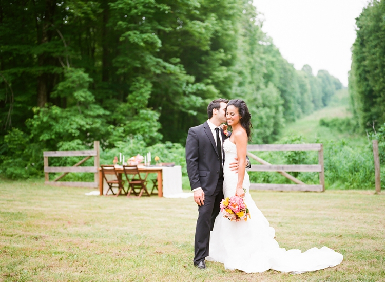Cleveland Ohio Backyard Wedding Photographer