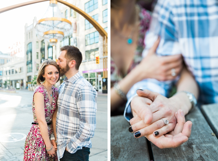Cleveland Playhouse Square Chandelier Engagement