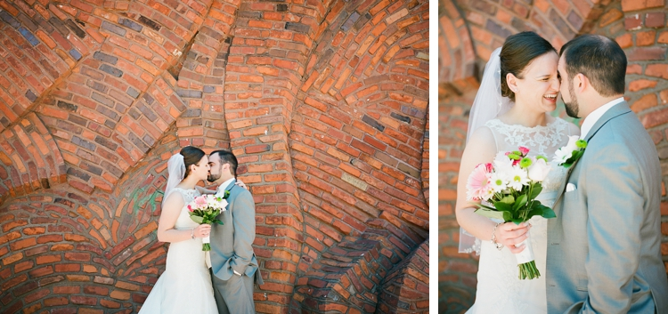 Summer Sandusky Ohio Wedding
