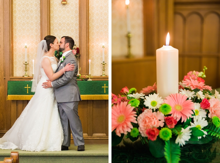 sandusky ohio first congregational church Wedding