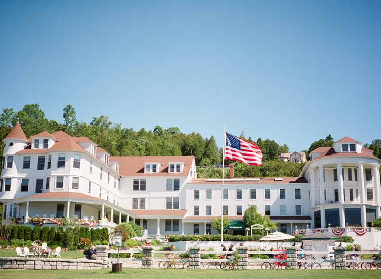 The Island House Mackinac Island Michigan