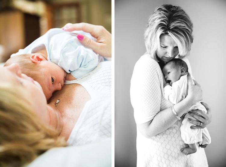 Cleveland Lifestyle Baby Photographer